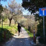 Imbocco del sentiero per Pian Marino