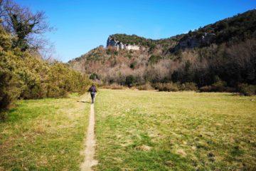Attraversando Pian Marino
