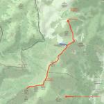 Cartina - Monte Penello