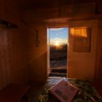 dal rifugio del Monte Penello