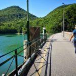 Diga sul Lago di Val Noci