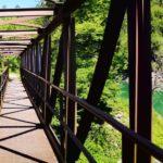 Ponte sul Lago di Val Noci