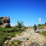 Alle falde del Monte Foscallo