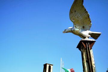 L'Aquila di Monte Reale