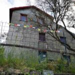 Casa colonica sul sentiero per Prato Casarile