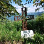 Croce in memoria di Tullio Tavella