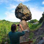 Fotografando il fungo di Piana Crixia