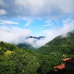 Nuvole basse nell'Alta Val Borbera