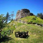 Castello Malaspina Fieschi Doria - area sosta