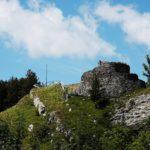 Castello Malaspina Fieschi Doria visto dalla provinciale