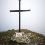 La croce del Monte Carmo di Carrega