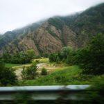 In auto per la Val Borbera
