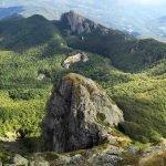 Panorama dal Monte Penna