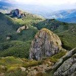 Il Monte Pennino visto dal Penna