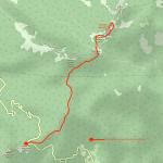 Cartina - Monte Gifarco