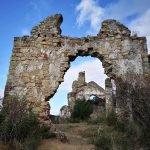 Le suggestive rovine della Chiesa di Sant'Anna