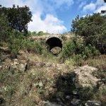 Il primo ponte sulla Strada dei ponti a Sestri Levante