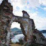 Le panoramiche rovine della Chiesa di Sant'Anna