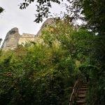 Salendo al Castello della Pietra