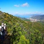 Sul sentiero con vista su Riva