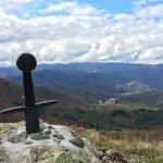 La spada nella roccia sul Gifarco