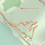 Cartina - Rocche di Sant'anna