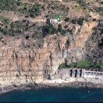 Le Rocche di Sant'Anna viste con Google Earth