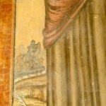 Oratorio della SS Trinità a Vobbia - San Marco - part. Castello della Pietra