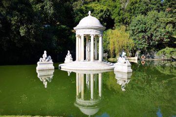 Il tempio di Diana