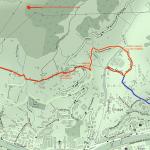 Cartina - Acquedotto - Terre Rosse