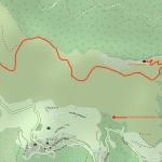 Cartina - Rocca Liverna