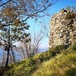 Castelluzzo - arrivo alla torre