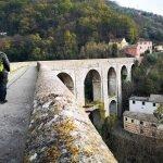 Sul Ponte-canale sul Rio Torbido