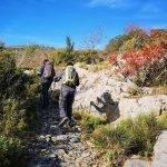 Sulla via del sale per San Pietrino