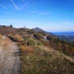 Sterrata panoramica per Rocca Liverna