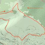 Cartina - Santa Croce