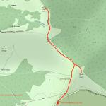 Cartina - Monte Fasce - Proi