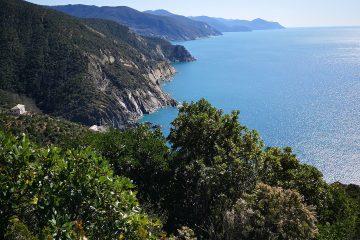 Vista della costa orientale