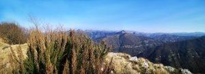 Panorama dal Monte Proi