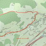 Cartina - anellino Crevari