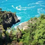 Scorcio della spiaggia di Porto Pidocchio