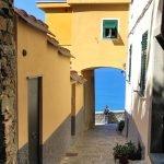 La terrazza panoramica di Santa Maria a Corniglia