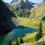 Il primo lago di San Bernolfo