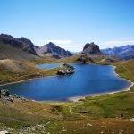 Il più caratteristico dei laghi di Roburent