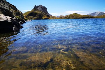 L'acqua trasparente di Roburent